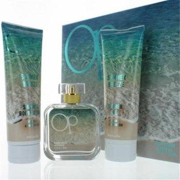 Ocean Pacific GSWOPSUMMERBREEZE3P3 Summer Breeze 3 Piece Gift Set