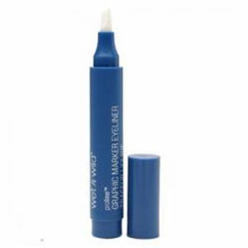Merchandise 8737657 Wet N Wild ProLine Graphic Marker Eyeliner, Airliner Blue, 0.08 oz