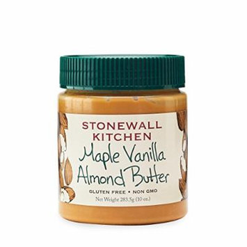 Stonewall Kitchen Maple Vanilla Almond Butter, 10 oz