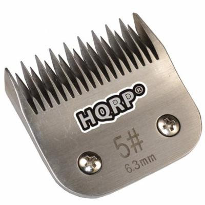 HQRP Animal Clipper Blade for Andis AGC 22345 / AGC 22350 / AGC2 22360 / AGC2 22405 / AGC2 22440 / AGC2 22445 / AGC2 22465 / AGC 22545 / AGC2 23085 / AGC2 23090, AGCL 23170 Pet Grooming + HQRP Coaster