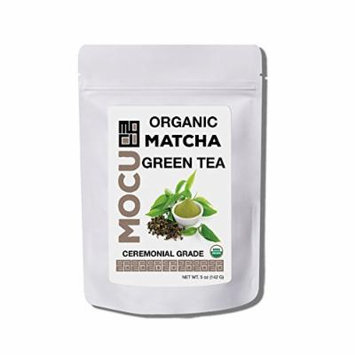 Matcha Green Tea - Ceremonial Grade - 5 Ounce Bag USDA Organic