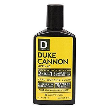 Duke Cannon News Anchor Thick 2-in-1 Hair Wash (Tea-Tree)