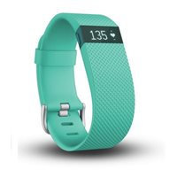 Fitbit Charge HR - Teal, Small by Fitbit