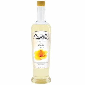 Amoretti Premium Hibiscus Syrup (750ml)
