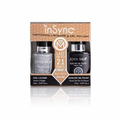 JOYA MIA® InSync® JMI-88 Perfect matching gel and nail polish Duo Set