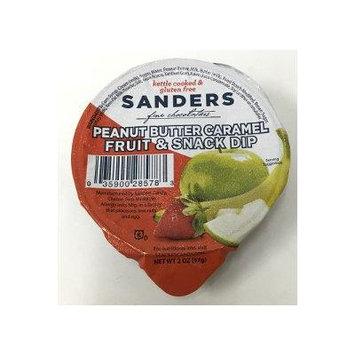Sanders Peanut Butter Caramel Dip Cups (pack of 24)