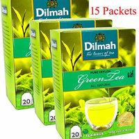 MohanStores Ceylon 100% Pure Sri Lankan Dilmah GREEN Tea (300 Tea Bags)