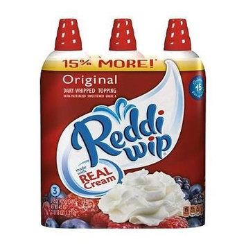 Reddi Wip Original Whipped Topping (15 oz. can, 3 pk.)