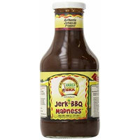 Pedro Plains BBQ Madness, Jamaica Jerk, 17 Ounce
