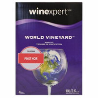 California Pinot Noir Wine Kit (World Vineyard)