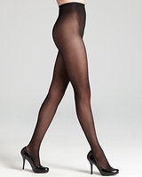 Fossil Donna Karan Hosiery 0B529 Evolution Semi Sheer Hosiery