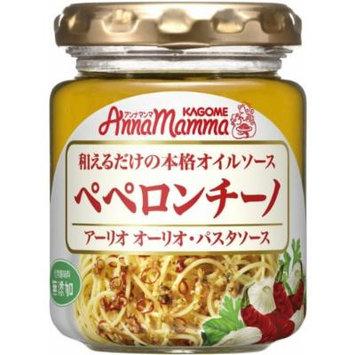 110gX3 pieces Kagome Anna Mamma Ario Orio pasta sauce peperoncino