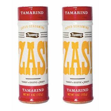 ZAS! Super Seasoning Varieties - 4 ounce - 2 pack (Tamarind)