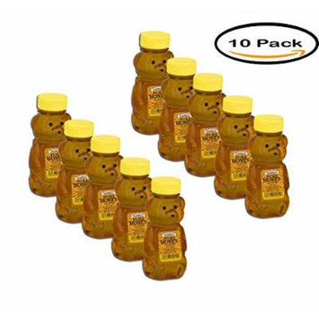 PACK OF 10 - Gunter's Pure Honey Clover, 12.0 OZ