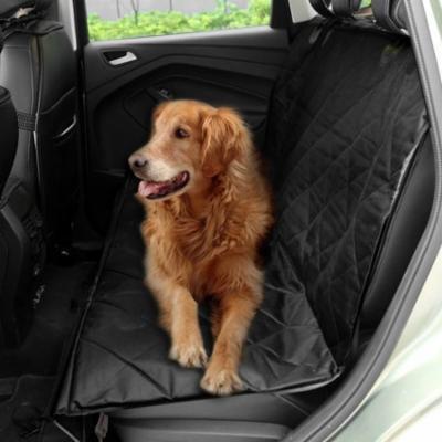 Pet Car Seat Cover, Waterproof Hammock Non-Slip Pet Back Seat Protector Covers cbst