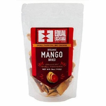 6 Pack :Equal Exchange Organic Dried Mango -- 5 Oz