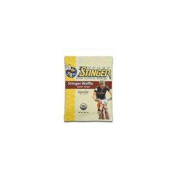 16 Pack : Honey Stinger Organic Waffle- Single Serving Vanilla Waffle (74116s)