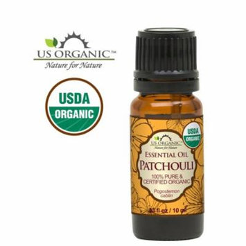 100% Pure Certified USDA Organic - Patchouli Essential Oil