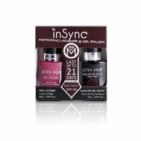 JOYA MIA® InSync® JMI-40 Perfect matching gel and nail polish Duo Set