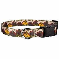 Country Brook Design® Deluxe Pilgrim Turkey Dog Collar