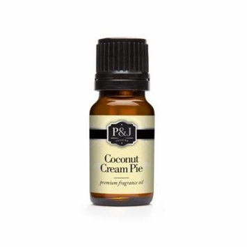 Coconut Cream Pie Fragrance Oil - Premium Grade Scented Oil - 10ml