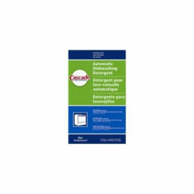 Proctor & Gamble Cascade Dishwasher Powder Detergent, Fresh Scent, 75 oz, 7/cs