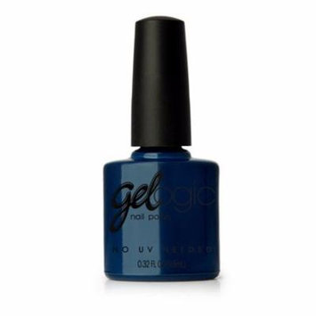 Pretty Woman Gelogic Gel Nail Polish in Rolling In The Deep (Blue) NO LED Light Needed VEGAN