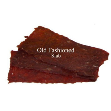 Tillamook Country Smoker - SLAB Beef Jerky 15 Count .85 LB - OLD FASHIONED