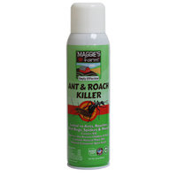 Maggie's Farm Ant and Roach Killer 14-oz Gas Aerosol Spray Insecticide MARK014
