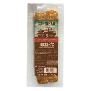 Tucker's Tuckers 23090005 Beef Pumpkin Carnibar Dog Treat 2.85 oz - Pack of 14