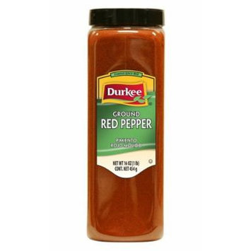 Durkee Red Ground Pepper, 16 oz