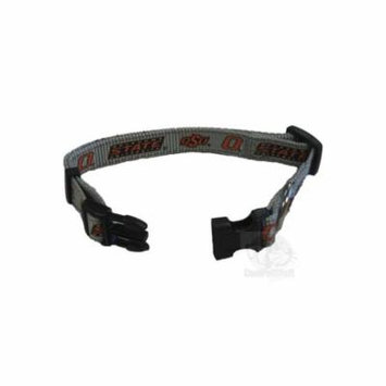 Oklahoma State Cowboys Pet Reflective Nylon Collar - Large