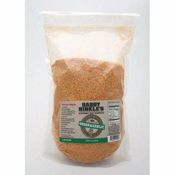 5# Daddy Hinkle's Onion and Garlic Seasoning Rub Marinade (Bulk 80 oz)