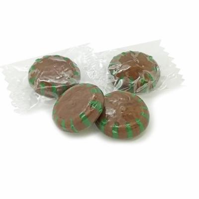 Sunrise Chocolate Flavored Starlight Mint, 1pound