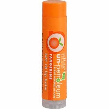Alba Un-Petroleum Lip Balm with SPF 18 Tangerine -- 0.15 oz (pack of 12)