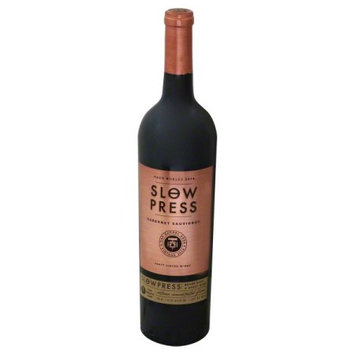 Slow Press Wines Slow Press Cabernet 750ml