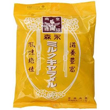 Morinaga Caramel Milk Bag 3.42oz (12pack)