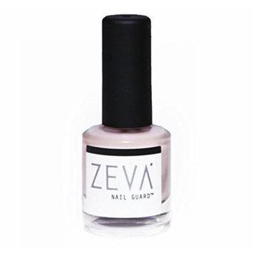 Zeva Nail Guard - Triple Protection Formula - Nail Strengthener, Base and Ridgefiller Nail Polish - .5 Fl Oz / 15 Ml by Zeva Natural Nails