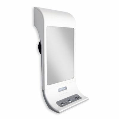 Zadro Fogless LED Lighted Touch Water Mirror