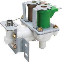 Genuine OEM 4318046 Whirlpool Kenmore Refrigerator Dual Water Inlet Valve Kit