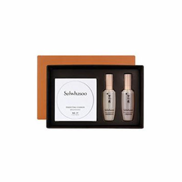 SPECIAL EVENT Sulwhasoo Perfecting Cushion Brightening SPF50 Plus 15g2 Mothers day gift wrapping (#21 Medium pink)
