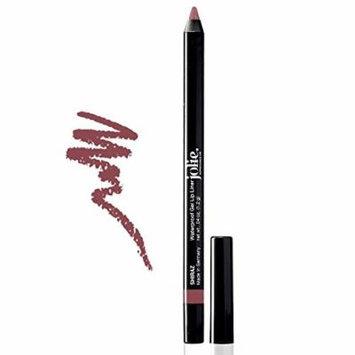 Jolie Cosmetics Waterproof Gel Lip Liner - Super Smooth, Extra Long-Wear (Shiraz)