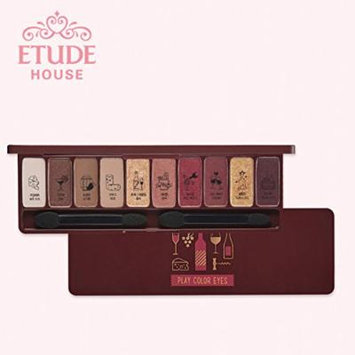 [Etude House]Play Color Eyes Eye Shadow Palette Wine Party/4 Best Picks/6 New Colors/Autumn makeup