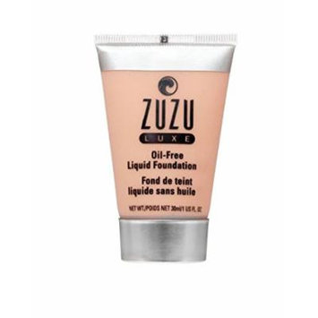 Zuzu Luxe Natural Foundation Oil-free Liquid L-4 Light To Ivory Skin