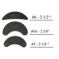 SoleTech CT Quality Heel & Toe Plates Polyurethane (Plastic) Taps Savers 10 Pair