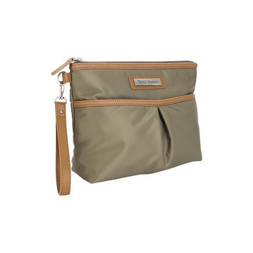 Perry Mackin Carry Clutch (Olive)