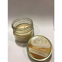 Williamsburgh Candle Company 3 oz. Mason Jar Jar Candle, Creamy Vanilla