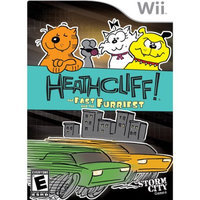 Storm City Entertainment Heathcliff: The Fast and the Furriest (Nintendo Wii)