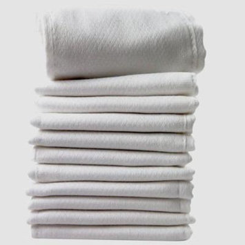 Bon Bonito Absorbent Pre-Folded Padded Diapers - Embroidable (12 x 17)