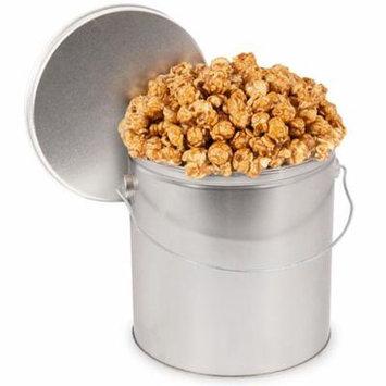 Pink Himalayan Sea Salt Caramel Popcorn Tin